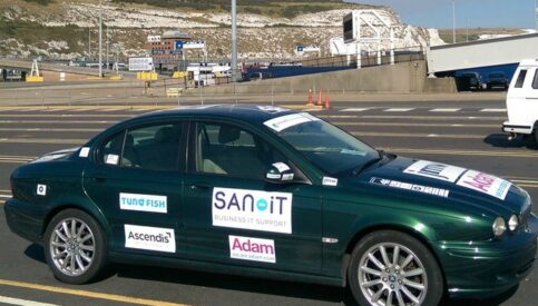 San-iT Support the Big Charity Drive 2016