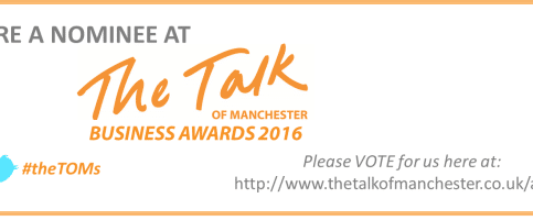 San-iT Nominated for The Talk of Manchester Awards