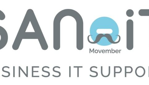 San-iT Supports Movember Charity Event