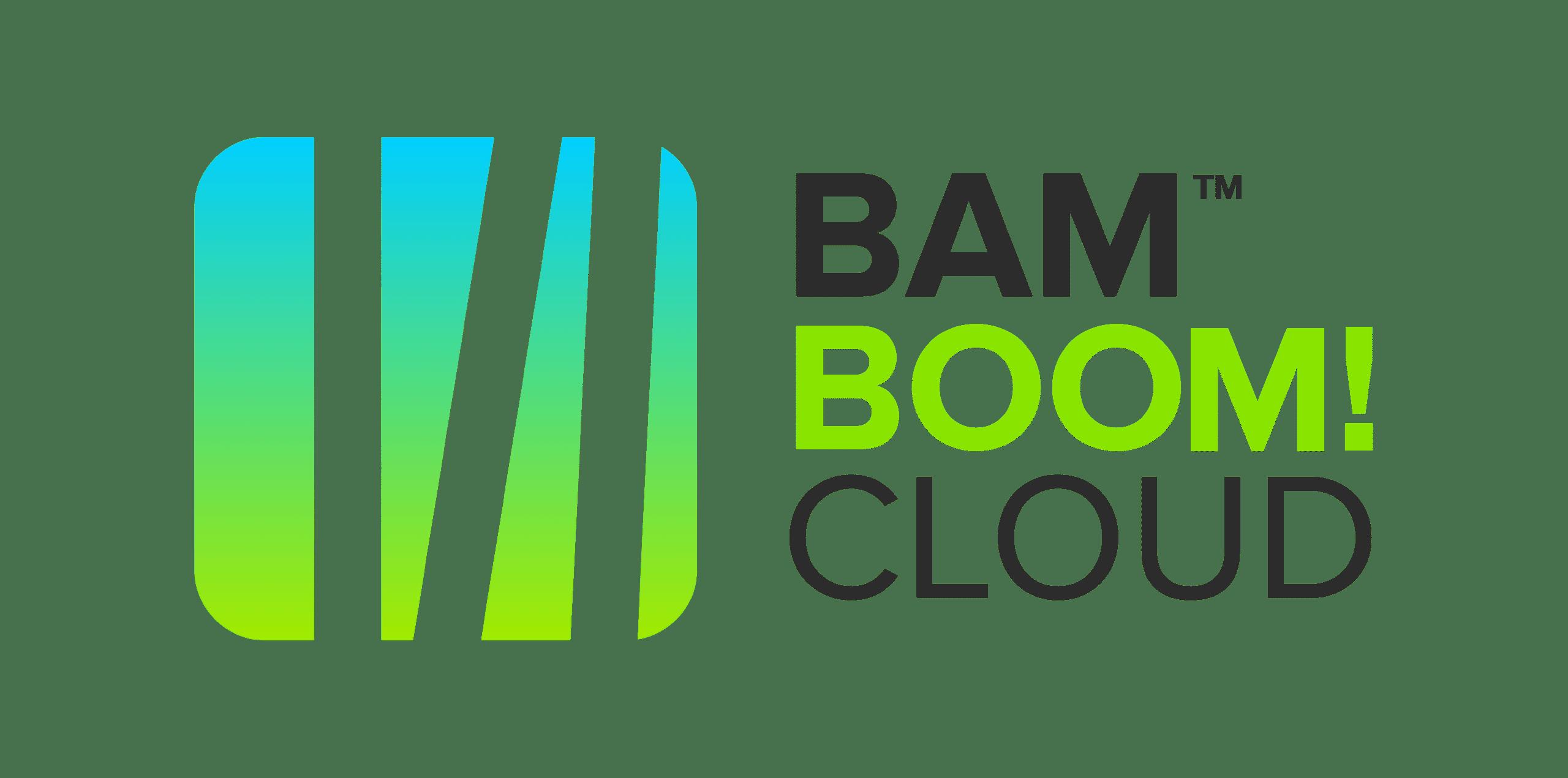 Bam Boom Cloud